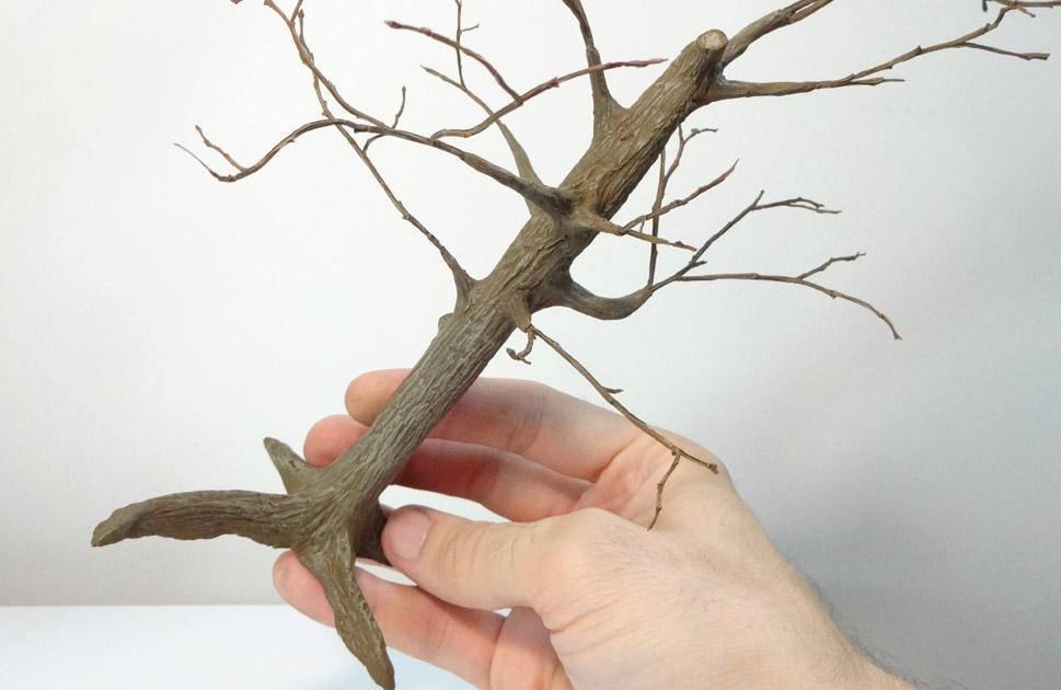 branche qui sèche