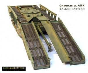 Churchill ARK Italian Pattern-dioramaquettes35-1