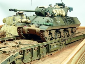 diorama-Achilles-Panther-Churchill ARK-1-35-Italie (26)