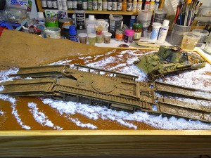 diorama-Achilles-Panther-Churchill ARK-1-35-Italie (50)