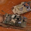 diorama-Achilles-Panther-Churchill ARK-1-35-Italie (65)