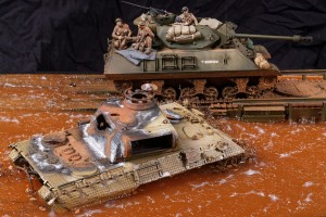 diorama-Achilles-Panther-Churchill ARK-1-35-Italie (80)