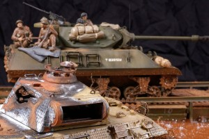 diorama-Achilles-Panther-Churchill ARK-1-35-Italie (81)