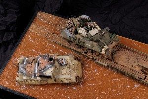 diorama-Achilles-Panther-Churchill ARK-1-35-Italie (83)