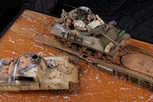 diorama-Achilles-Panther-Churchill ARK-1-35-Italie (84)