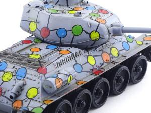 Stompie_Mandela-Way_T-34-Dragon et CMK turret_Dioramaquettes35 (140)