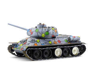Stompie_Mandela-Way_T-34-Dragon et CMK turret_Dioramaquettes35 (154)