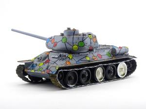 Stompie_Mandela-Way_T-34-Dragon et CMK turret_Dioramaquettes35 (161)