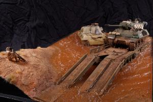 diorama-Achilles-Panther-Churchill ARK-1-35-Italie (76)