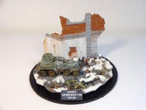 Soviet Armoured Car BA-10